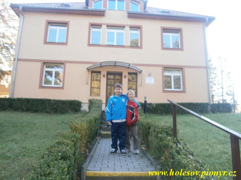 Podzimni vikendovka 2012