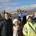 Ledová Praha 2013