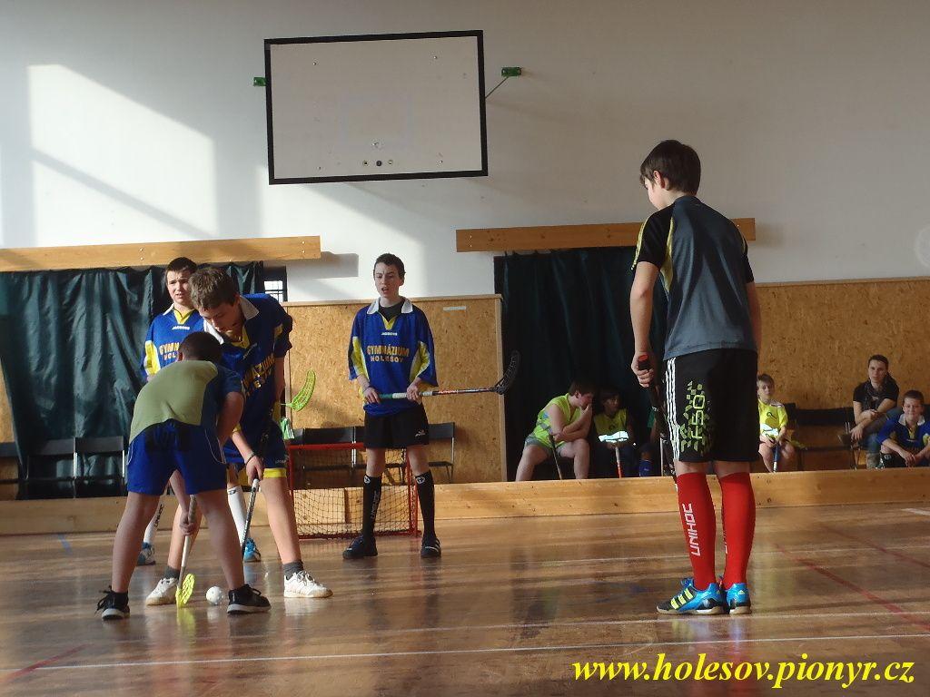 Floorbal červen 2013