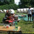 Stavění tábora 2013