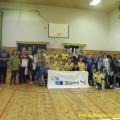 Mikulášský florbalový turnaj - 2014
